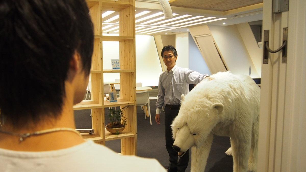 築地にあるオフィスデザインの株式会社ミダスに行ってきた!