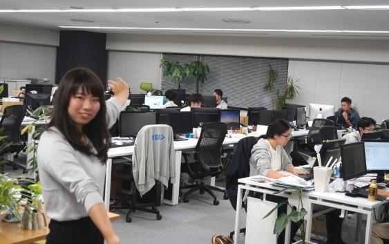 アドテクノロジーの株式会社オムニバスに行ってきた!