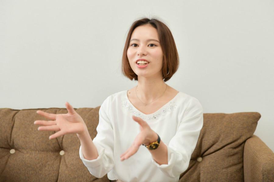 株式会社I-ne 株式会社アイエヌイー 森田さん